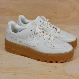 Nike Air Force 1 Sage Low LX Pale Ivory NEW